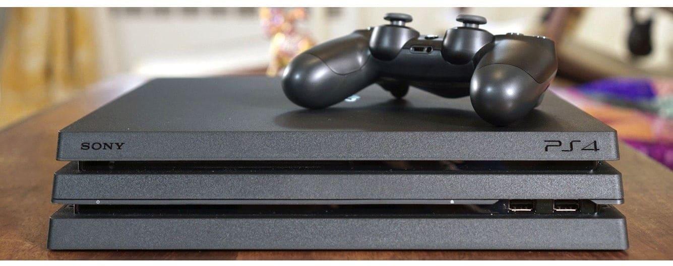 Чистка от пыли PlayStation 4 замена термопасты