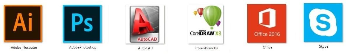 настройка и установка любых программ на компьютер или ноутбук