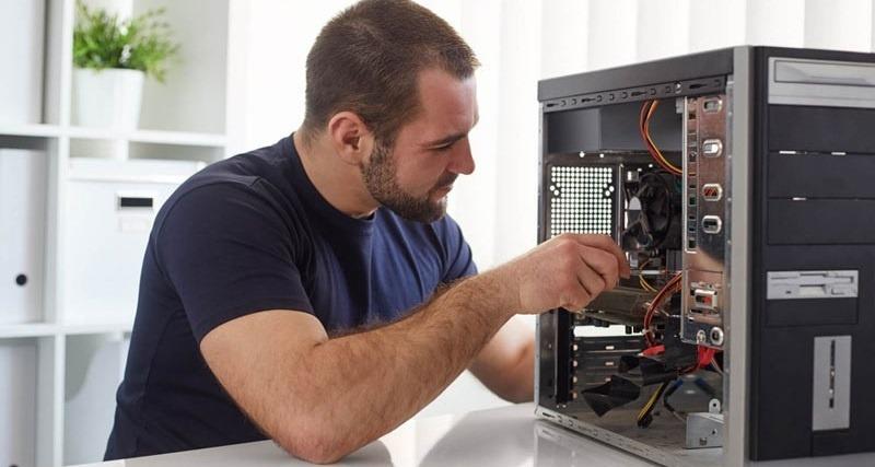 компьютерная помощь в Минске на дому