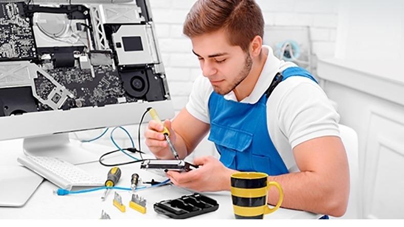 компьютерный мастер в Минске на дому